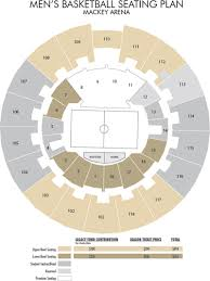 Mackey Arena Seating Chart Online Ticket Office Seating Charts