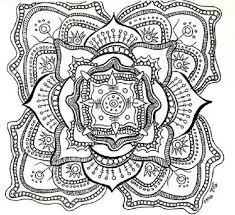 Small Picture 93 best Design images on Pinterest Mandala coloring pages