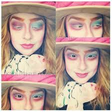 madd hatter makeup alice in wonderland credit kateerrs on insram