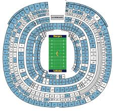 Qualcomm Stadium Best Seats Mexican Food Market