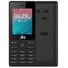 JioPhone (Black)-Security Deposit ...