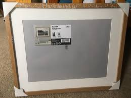 ikea ribba photo frames 40cm x 50cm brand new