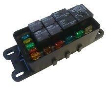 fuse panel hwb60 waterproof sealed fuse relay panel block atv car truck 12v off road 4x4