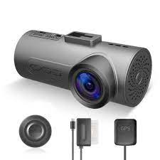 Front HD and Rear Dashcam Set with Sony Components and 128GB SD Karte