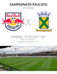 Bragantino x Santo André: veja onde assistir, escalações, desfalques e  arbitragem | campeonato paulista