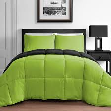 33 most interesting lime green king size bedding comforter set find deals get ations modern 3 piece queen home reversible microfiber in black