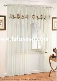 shower curtains with valance attached green room interiors blog regarding personable lace curtains with attached valance