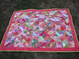 Bubblegum and Butterflies quilt by CarolynMT in Haverhill, MA ... & 3 Dudes Jelly Roll Quilt from the Quilting Board Adamdwight.com