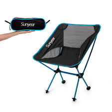 sunyear innovative foldable camp chair