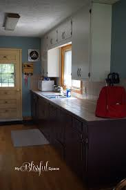 genial kitchen cabinet redooring repainting cabinets blue cost of