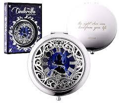 sephora compact mirror. new disney collection princess cinderella compact mirror limited edition sephora