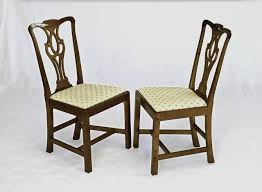 Chippendale Furniture Chippendale Furniture Chippendale Chairs With Fiddle Backsplat