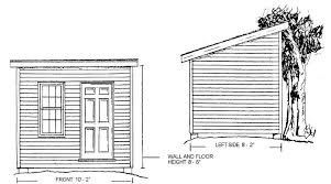 shed plans 8 x 8 wooden project tools shed plans kits