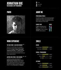 typographic cv impressive resume template themeforest previewer fancy resume templates impressive resume formats