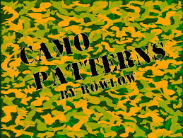 Camo Patterns Fascinating Camo Patterns Cs48 Brushes 48Freebrushes