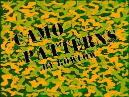 Camo Patterns Fascinating Camo Patterns Cs48 Brushes 48Freebrushes