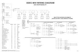 ddec 2 ecm wiring ddec image wiring diagram i am working on a series 60 detroit that cylinders 1 2 3 on ddec 2