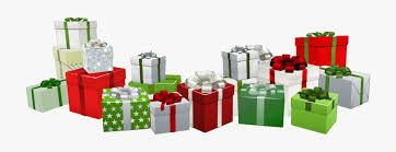 Gift <b>Claus Transparent</b> Presents <b>Santa Christmas</b> Clipart ...