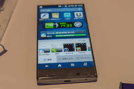 Sharp Aquos Crystal X Gets The Hands-On ...