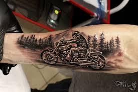 байкерские татуировки и их значение в мото мире