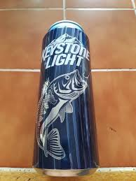 Keystone Light Orange Can 2018 Keystone Light Beer Can