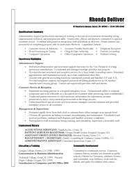 15 It Skills In Resume Proposal Letter