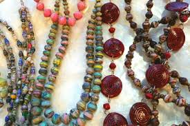 due to the nature of business and the use of jewelry original materials like gold diamonds emeralds rubies etc are pletely avoided while making