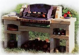 Barbecue Da Esterno In Pietra : Collocare il barbecue