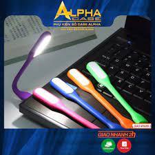 Đèn LED usb dẻo siêu sáng cắm laptop, sạc dự phòng casealpha