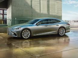 2018 lexus sedan. contemporary sedan 2018 lexus ls sedan inside