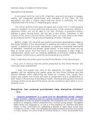 essay on corporal punishment madrat co essay on corporal punishment