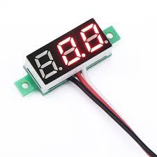 drok dc voltage voltmeter droking 090551 dc voltmeter