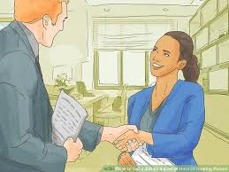 jobs with deaf people 4 ways to get a job as a deaf or hard of hearing person wikihow