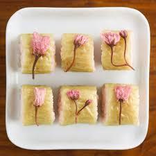 diy sakura blossom sushi via thirstyfortea com