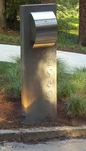 modern mailbox ideas. Best 25 Modern Mailbox Ideas On Pinterest Contemporary Post N