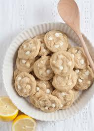 Copycat Panera Lemon Drop Cookies