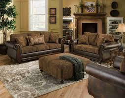 Living Room Loveseats American Furniture 5850 Isle Kiser Cappuccino Tobacco 3 Piece