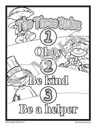 Kids Of Virtueville Coloring Pages Pdf We Choose Virtues