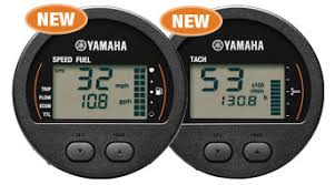 boat gauges outboard gauge set yamaha outboards round gauges