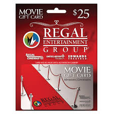 where can i use a regal gift card