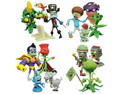 product image product image plants vs zombies garden warfare 2 select wave 1 set of 4