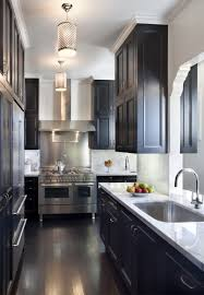 lighting for galley kitchen. Carole Radziwill Wanted To Turn Her Galley Kitchen Into Office When She Remodeled Apartment, But It Looks Like The Functionality Remained Intact. Lighting For G