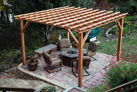 ... simple-pergola-designs-garden ...