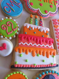 Birthday Cakes In 2019 W Birthday And Birthday Cake Cookies