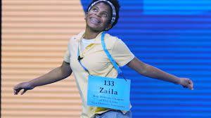 Zaila Avant-garde wins spelling bee ...