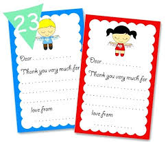 Free Online Thank You Card Printable Christmas Thank You Cards Handmade Cuddles Printable Thank