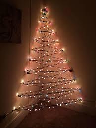 DIY Wall Christmas Tree | My 3-D wall Christmas tree!