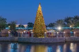 Holiday Brilliant Christmas Lights Discover A Magical Festive Season At Dubai Parks And Resorts