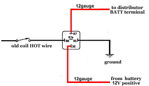 12 volt automotive relay diagram how to wire a 12 volt relay 12 Volt Solenoid Wiring Diagram dui distributor installation relay wiring diagram 12 volt relay wiring diagram 12 volt 30 amp relay 12 volt starter solenoid wiring diagram