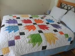 6 Stunning Rainbow Quilt Ideas & Rainbow Bear Paws Adamdwight.com